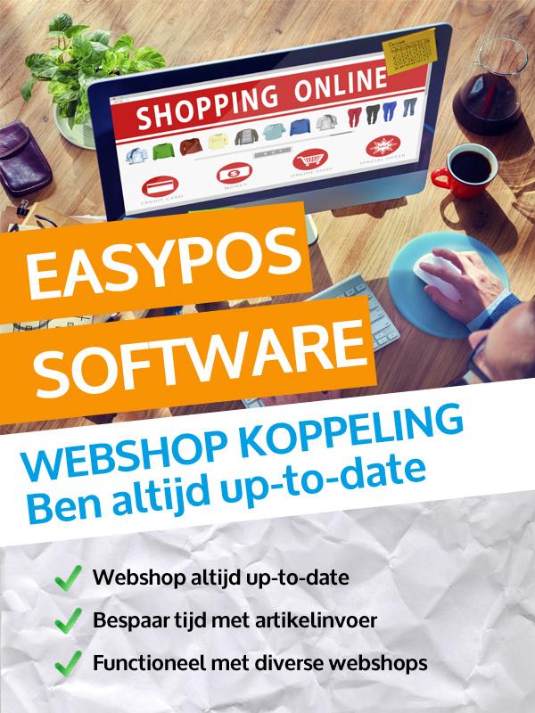 webshop koppeling