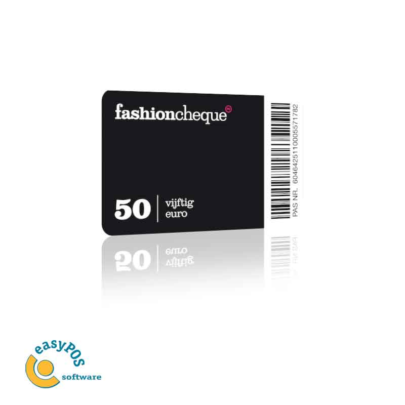 bd5118e1261db4 Fashion cheque koppeling - easyPOS Software - Dé winkelautomatisering voor  Fashion