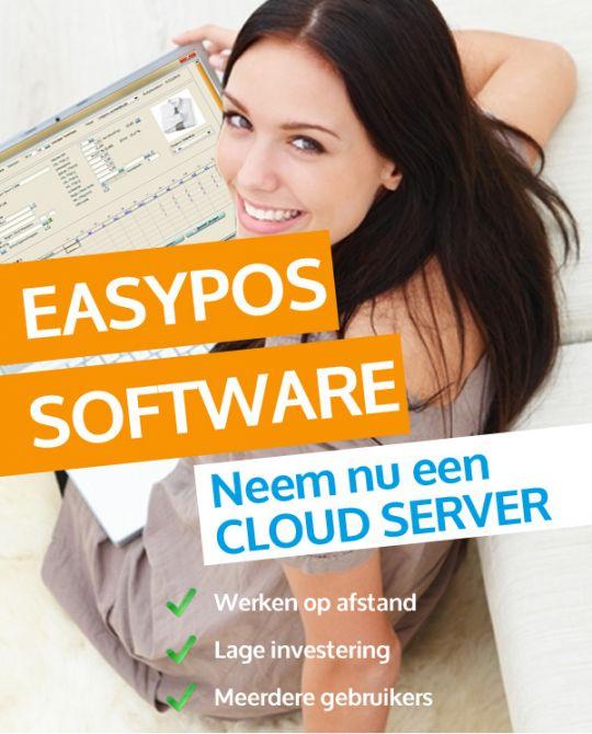 cloud server op afstand werken in de cloud werken