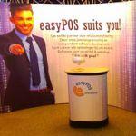 easyPOS software op retailbeurs