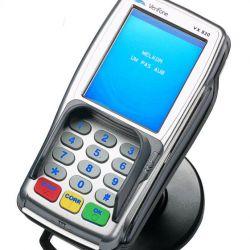 Retourpinnen en contactloos betalen met model VX820 ITS