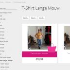 Winkelen in de webshop van Miss Diva Mode