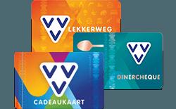 VVV-kaart innemen