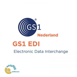 GS1 EDI met easyPOS software