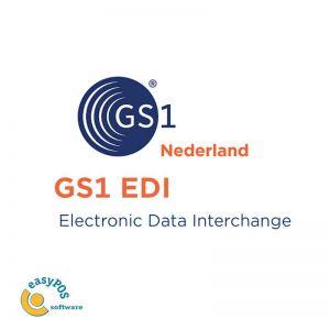 GS1 EDI met easyPOS software