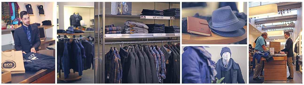 Bos Men shop referentie easyPOS software