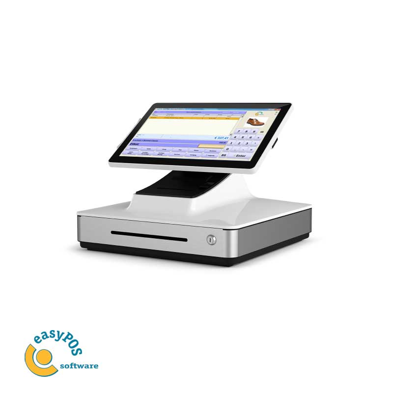 MAPOS-9PP all-in-one kassasysteem
