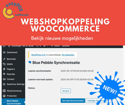 Webshopkoppeling Woocommerce met easyVoras