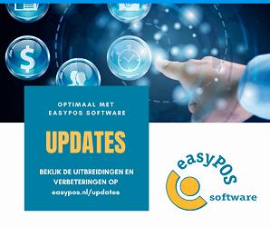 easyPOS software updates