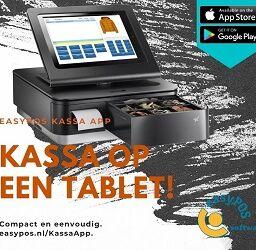 BIEUW: Kassa op een tablet!